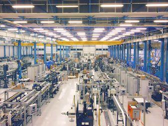 集成工业流程